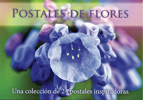 9781445438832: POSTALES DE FLORES