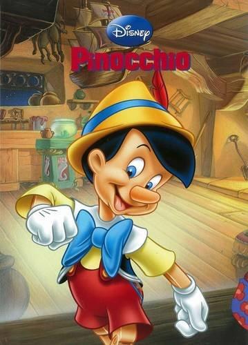 9781445439433: Pinnochio (Disney Classic)