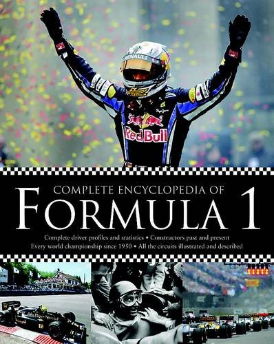 9781445439624: Complete Encyclopedia Formula One