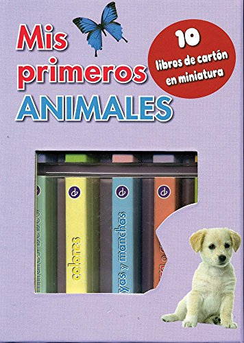 9781445440286: MINI BOARD BOOK BOX: MIS PRIMEROS ANIMALES