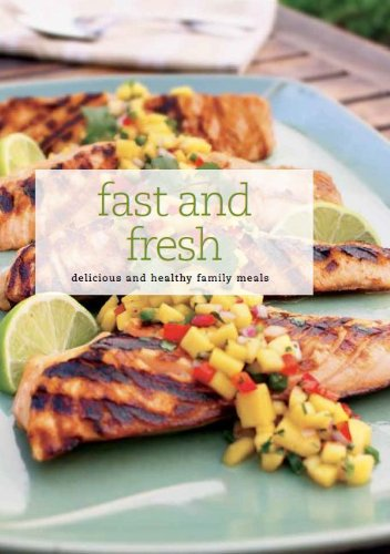9781445440491: Fast and Fresh (Love Food)