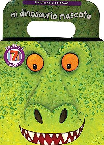 9781445440576: Mi Dinosaurio Mascota, Maleta Para Colorear (Carry Along)