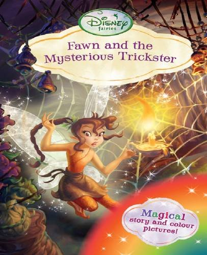 9781445440736: Disney Chapter Book - Fawn and the Mysterious Trickster (Disney Fairies Chapter Book)