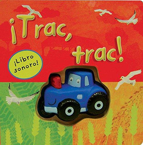 9781445441337: TRAC,TRAC (LIBRO SONORO)