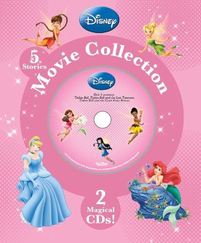 9781445441436: Disney Movie Collection (Book & CD Slipcase)