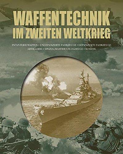 9781445441788: Waffentechnik im zweiten Weltkrieg