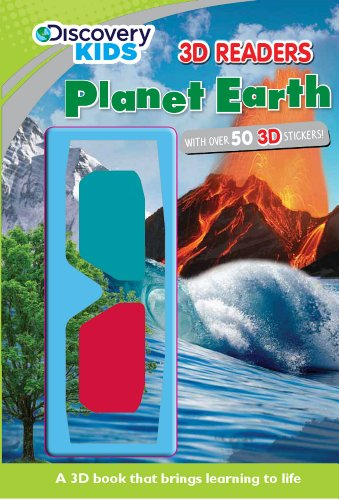 Planet Earth (Discovery Kids 3D Reader) (Discovery Kids 3d Readers): Parragon Books