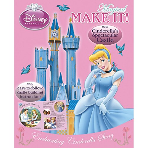 9781445447353: Disney Princess: Cinderella Magical Make It!