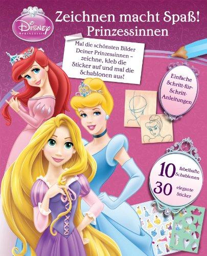 9781445450261: Disney Zeichnen: Prinzessinnen: Zeichnen macht Spaß! Prinzessinnen