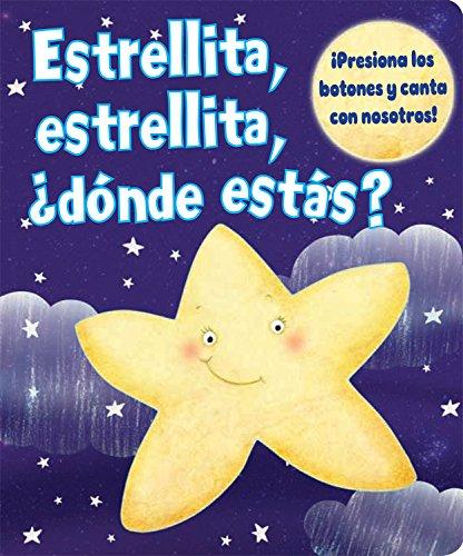 9781445450681: Estrellita, estrellita, donde estas? (Spanish Edition) (5 Button Sound Book)