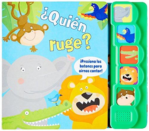 9781445450704: Quien ruge? (Spanish Edition)