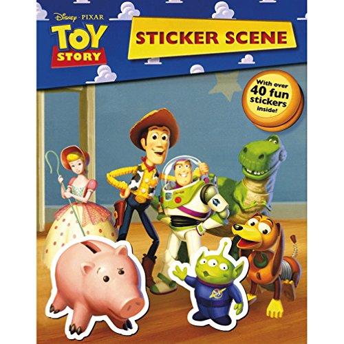 Disney Pixar Toy Store: Sticker Scene: Parragon Publishing India