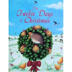 9781445452852: The Twelve Days of Christmas
