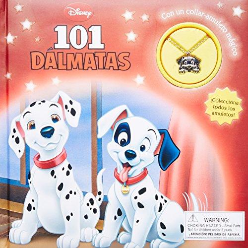 9781445453804: Disney 101 Dalmatas con un collar-amuleto magico (Disney Charm) (Spanish Edition)