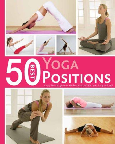 9781445453897: 50 Best Yoga Positions