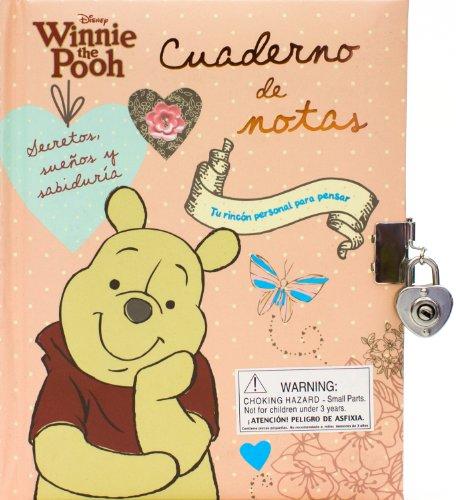 9781445454382: Disney: Cuaderno de notas Winnie the Pooh (Spanish Edition)