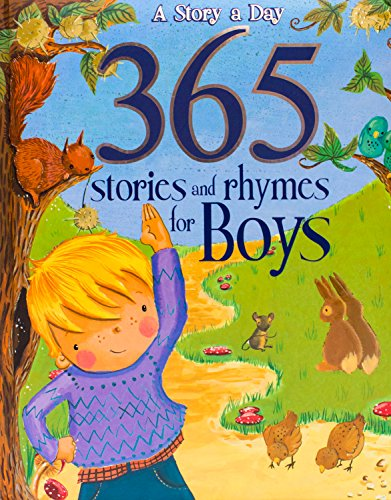9781445454962: 365 Stories and Rhymes for Boys