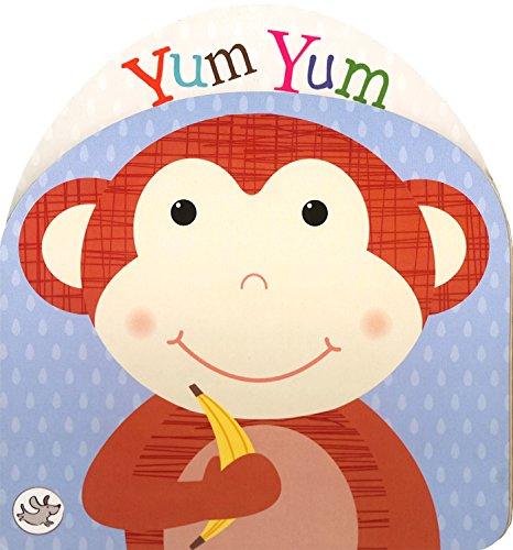9781445457321: Yum Yum (Little Learners) (Little Learners Shaped Foam Book)