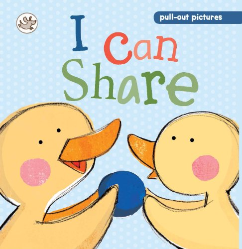 9781445457352: I Can Share (Little Learners) (Pullout Pictures)