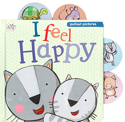9781445457369: I Feel Happy (Little Learners) (Pullout Pictures)
