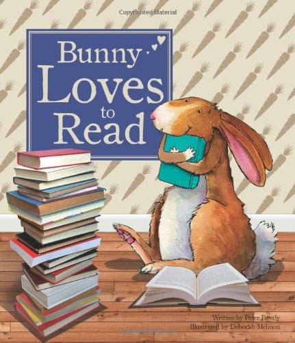 9781445457413: Bunny Loves to Read