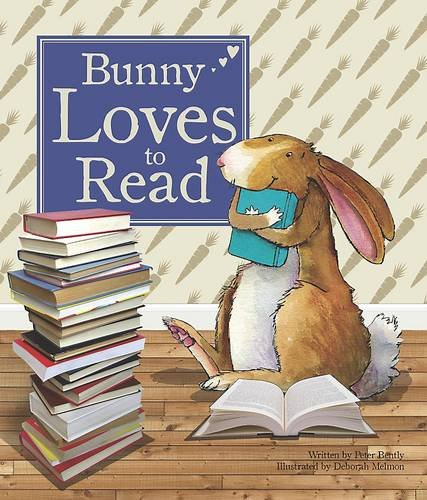 9781445458007: Bunny Loves to Read