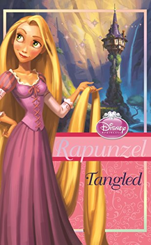 9781445458755: Disney Princess Chapter Book - Tangled