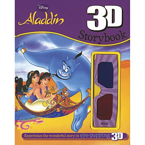 9781445458809: Disney's Aladdin (Disney 3d Storybooks)