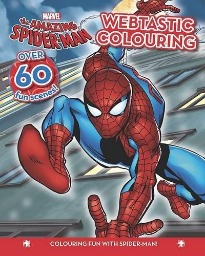 Spider-Man Colouring Fun (Marvel Colouring Fun): Marvel