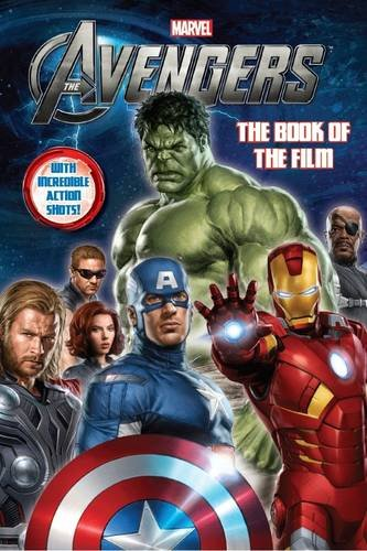 Marvel Avengers Book of the Film: Parragon Books