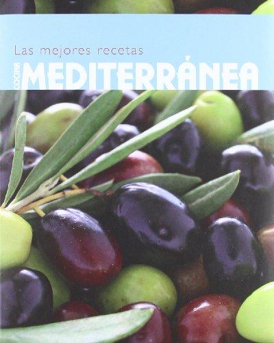 9781445462509: Cocina Mediterranea - Las Mejores Recetas (Con Lazo)