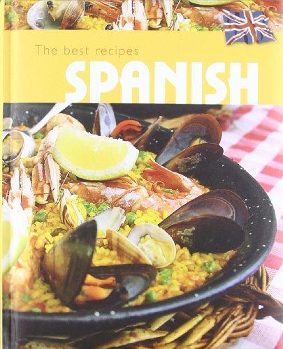 SPANISH. THE BEST RECIPES (GB): AA.VV.