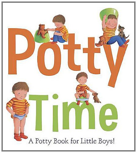 9781445463599: Potty Time for Boys