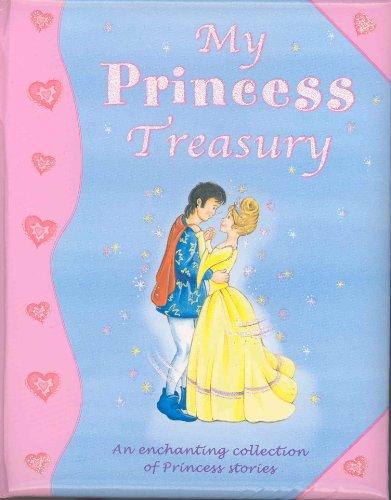 9781445464336: My Princess Treasury