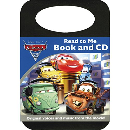 Disney Cars 2 Read to Me Book & CD: NA