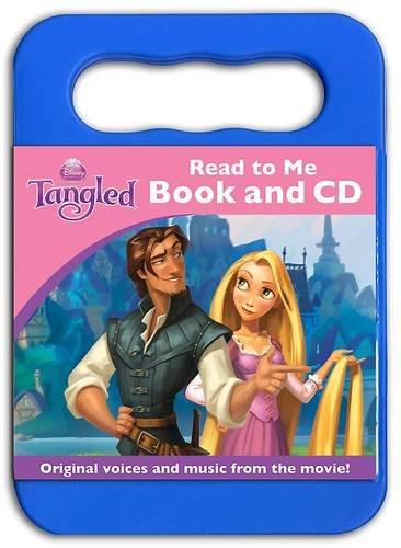 9781445464749: Disney Tangled Read to Me Book & CD