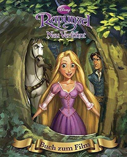 9781445464909: Disney: Rapunzel mit Kippbild: Buch zum Film
