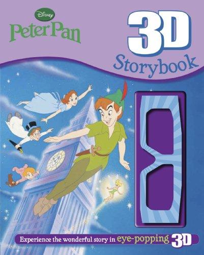 9781445465067: Disney's Peter Pan (Disney 3D Story)