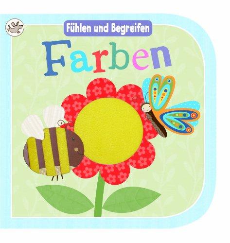 9781445465609: Little Learners: Fühlbuch Farben