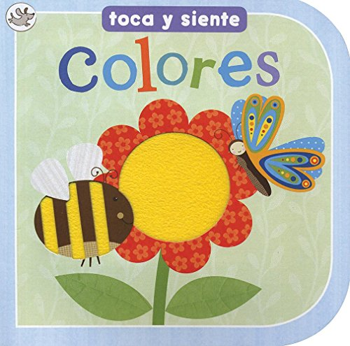 9781445465623: Colores - toca y siente (Little Learners) (Spanish Edition)