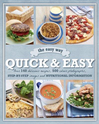 9781445465739: Quick & Easy (Barron's E-Z)