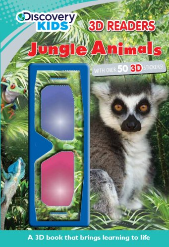 9781445466521: Jungle Animals (Discovery Kids) (Discovery 3D Readers)