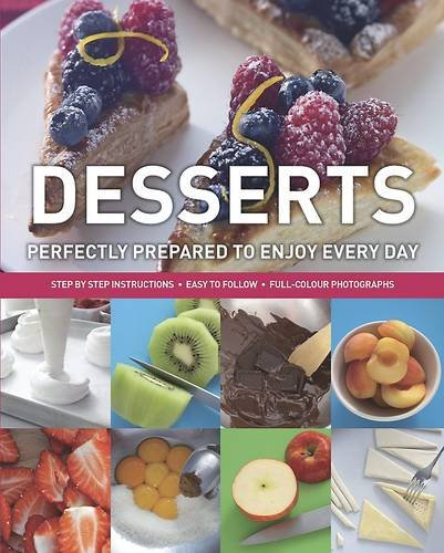 Practical Cookery - Desserts: n/a