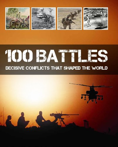9781445467634: 100 Battles That Shaped the World (Military Pockt Guide)