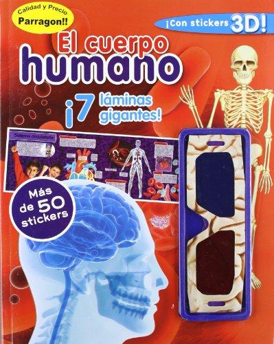 9781445467993: El Cuerpo Humano 3D