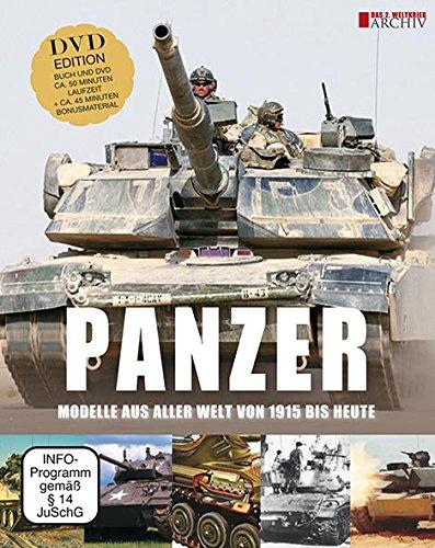 9781445468105: Panzer: Modelle aus aller Welt von 1915 bis Heute