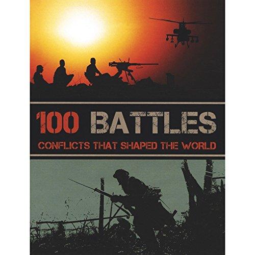 9781445469041: 100 Battles
