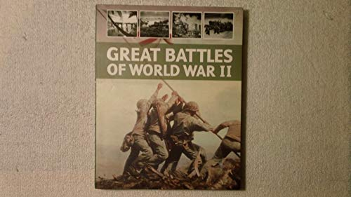 9781445469256: Great Battles of World War II