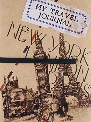 9781445469348: My Travel Journal