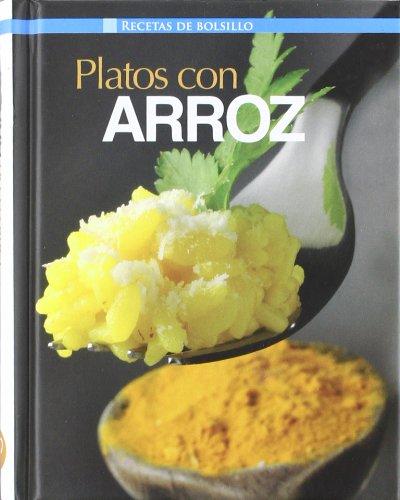 9781445470559: Platos Con Arroz - Recetas De Bolsillo